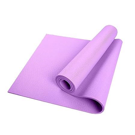 LINrxl Colchonetas de Yoga, Espesar Colchoneta de Fitness ...