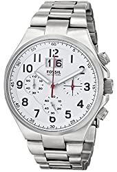 Fossil Men's CH2903 Qualifier Stainless Steel Watch