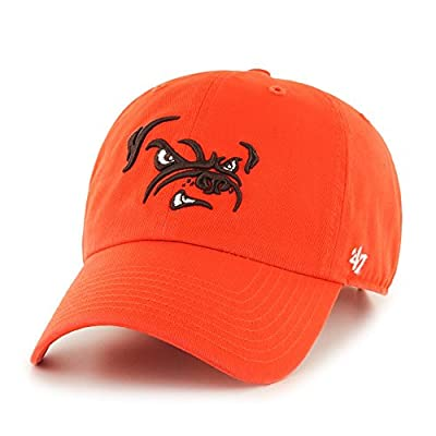 '47 Cleveland Browns Brand Clean Up Adjustable Hat by '47 Brand