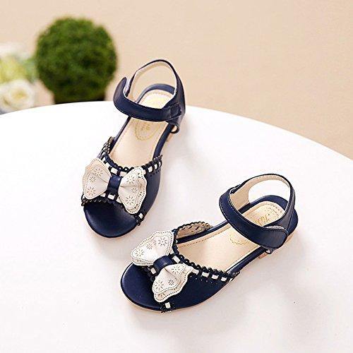 Zapatos plateado formales Scothen infantiles r2zp8puM8