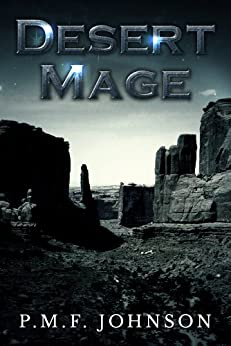 Desert Mage (Western Mage Book 2) by [Johnson, PMF]