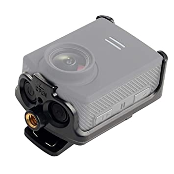 Soporte para cámara Mini, cámara portátil Jaula Rig Holder Bracket ...
