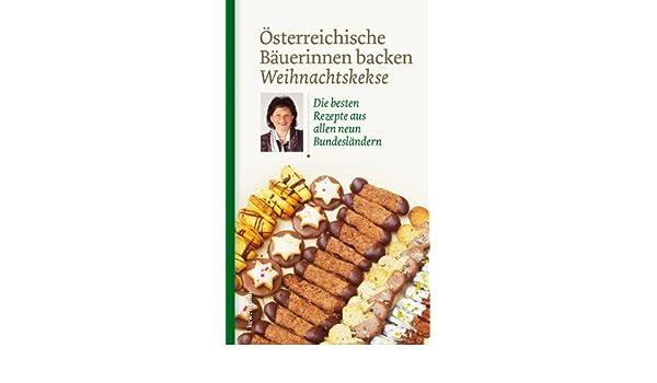 Traditionelle Weihnachtskekse österreich.Amazon Com österreichische Bäuerinnen Backen Weihnachtskekse Die