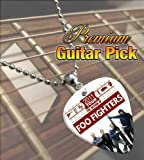 Printed Picks Company Foo Fighters 2011 Tour Premium Guitar Pick Necklace