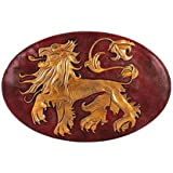 Dark Horse Deluxe Game of Thrones: Lannister Shield Wall Plaque: 2014 Convention Exclusive