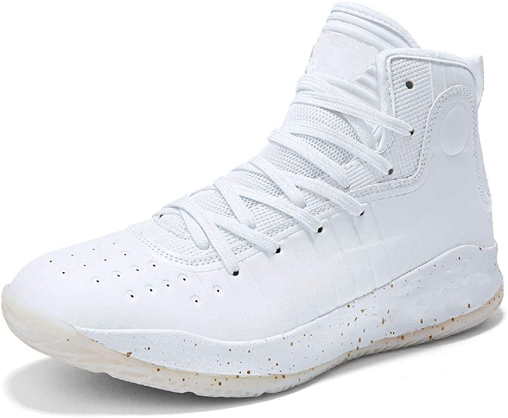 | MALAXD Unisex Fashion Running Sneakers Sports Basketball Shoes | Basketball