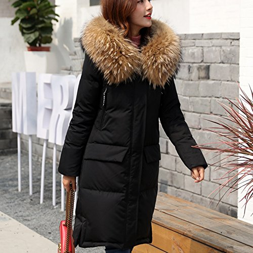 Size down Thick available coat A 4 jacket jacket Ms jacket warm of Long colors QFFL section the optional 6wR58Wqx