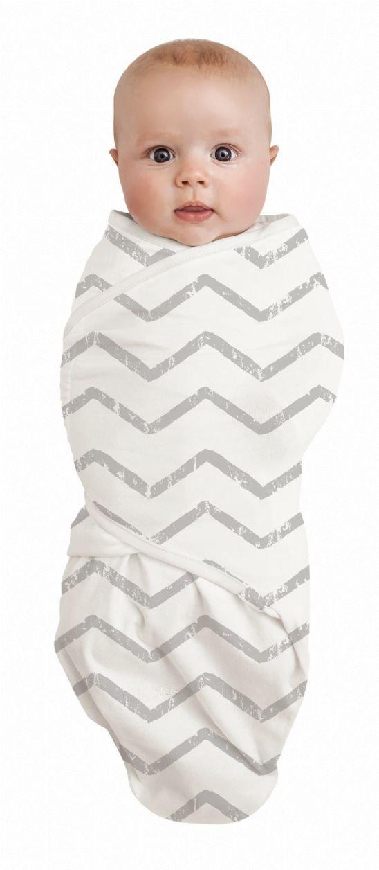 100% Baumwolle Baby Studio Swaddle Wrap Linien, groß groß Best For Baby RA1263