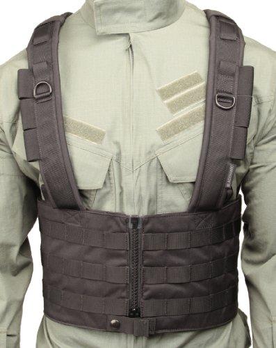 Blackhawk Split Front Chest Rig, Black (Blackhawk Tactical Chest Harness compare prices)