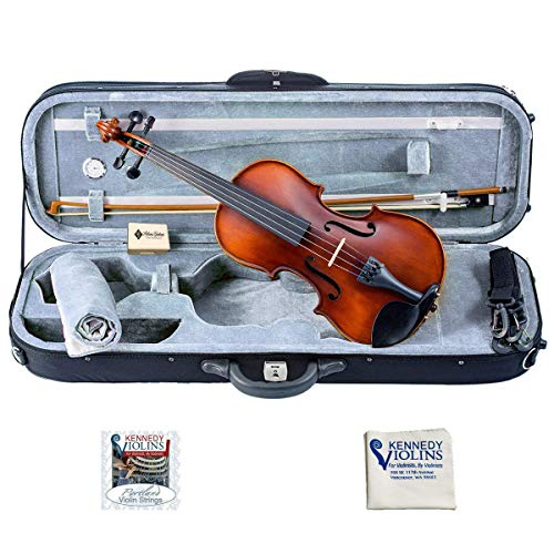 Bunnel Pupil Clearance Student Violin Outfit 1/2 Size