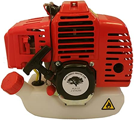 Repuesto motor de gasolina 52 cc cortacésped Bush Trimmer Cortador ...
