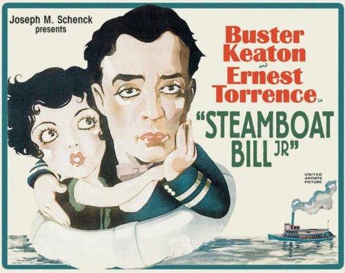 Steamboat Bill Jr. (1928) (Movie)