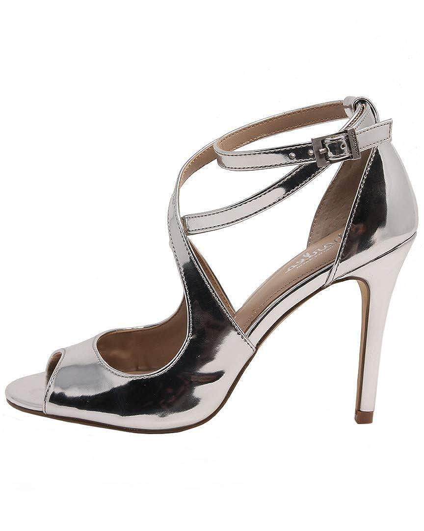 CHARLES BY CHARLES DAVID Womens Rylan Heeled Sandal
