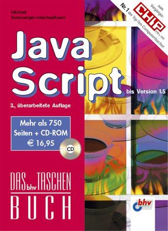 JavaScript. Mit CD-ROM