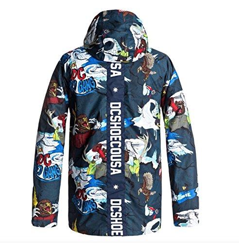 Chaqueta Snow DC Snow Jacket DC Ripley Sherd Gang: Amazon.es: Ropa y accesorios