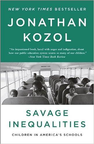Amazon savage inequalities children in americas schools ebook amazon savage inequalities children in americas schools ebook jonathan kozol kindle store fandeluxe Images