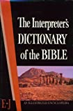 The Interpreter's Dictionary of the Bible, Crim Butterick and Keith George, 0687192714