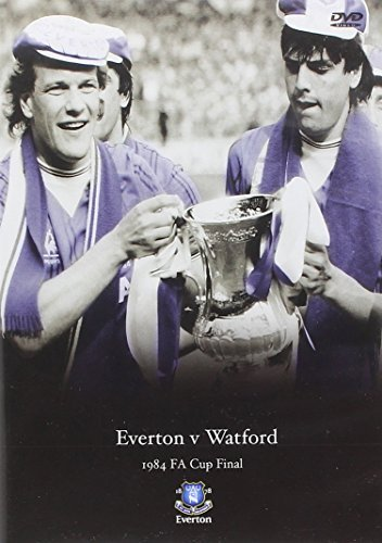 1984 FA Cup Final Everton v Watford [Region 2 ()