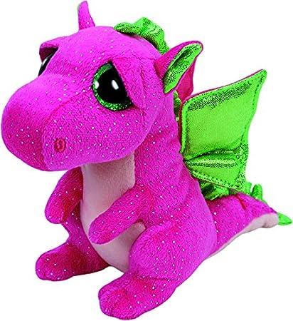 Amazon.com  Ty Darla Dragon Plush e7fd0cedfe9