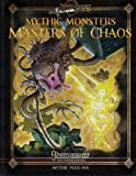 img - for Mythic Monsters: Masters of Chaos (Volume 24) book / textbook / text book