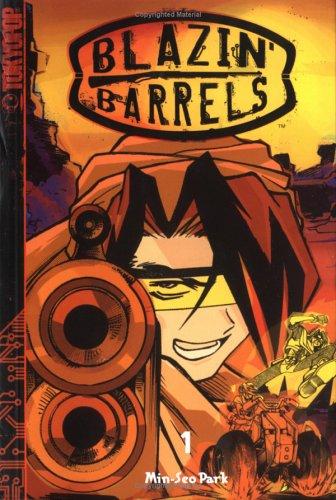 Blazin' Barrels Volume 1 (Blazin' Barrels (Graphic Novels)) (v. 1)