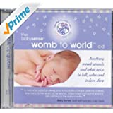 Soothing White Noise CD, Womb to World