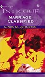 Marriage, Linda O. Johnston, 0373226241