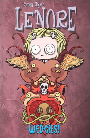 Download Lenore, Vol. 2: Wedgies (Issues 5-8) (v. 2) PDF