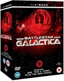 Battlestar Galactica : Complete Seasons 1-3 (16 Disc Box Set) (2007)