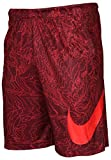 Nike Dri-Fit Fly Short 2.0 (X-Large, Team Court red/Ornage Burst)