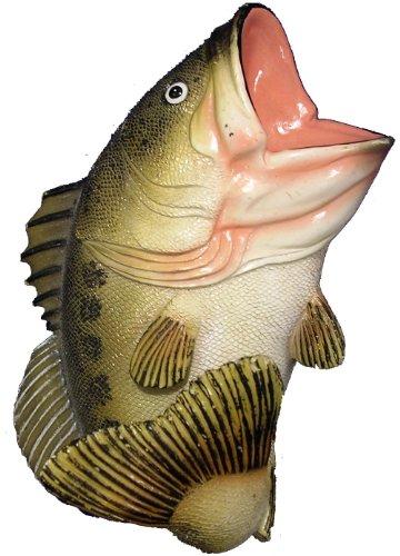Fish Coat Hook. Bass