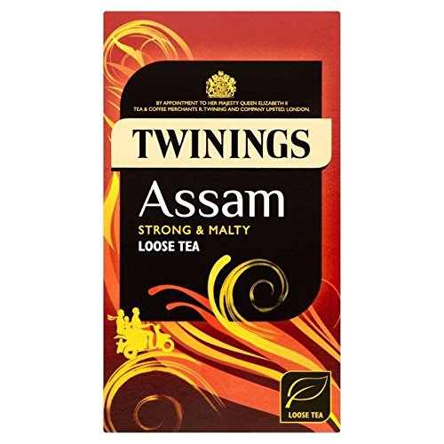 Twinings Assam Loose Tea - 125g (Tea Assam Twinings)