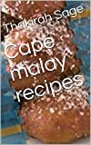 Product review for Cape malay recipes