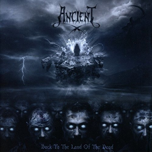 Ancient: Back To The Land Of The Dead (Audio CD)