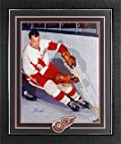 Red Wings Gordie Howe Autograp