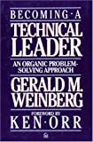 Becoming a Technical Leader is a personalized guide to developing the qualities that make a successful leader. It identifies which leadership skills are most effective in a technical environment and why technical people have characteristic tr...