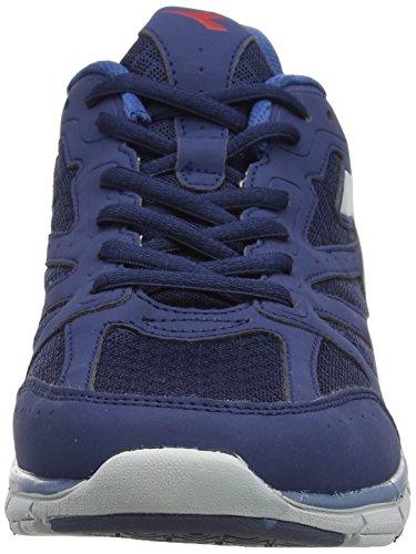 4 Diadora Classico grigio Mixte Hawk Adulte Blu Gris Basses Baskets SgrSOv4