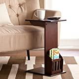 Cheap Harper Blvd Magazine Snack Table, Espresso