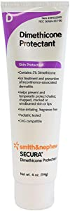 Secura Dimethicone Protectant Cream - 4 oz
