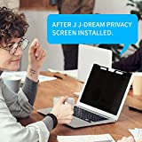 Hanging 14 Inch Privacy Screen for Widescreen