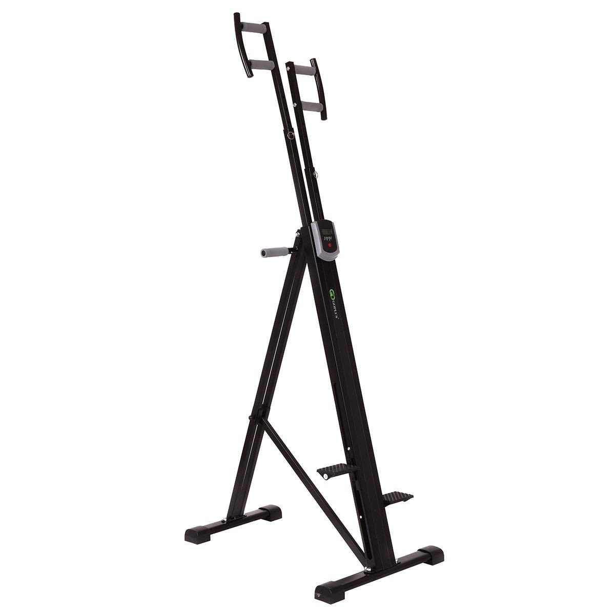 Foldable Vertical Climber Machine Exercise by Apontus