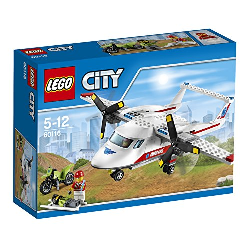 Lego City - Ambulance Plane
