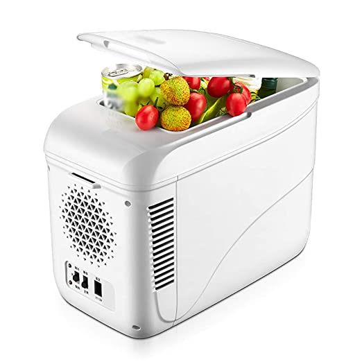 Refrigerador Pequeño para Automóvil 9L, Mini Congelador Portátil ...