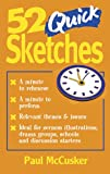 52 Quick Sketches, Paul McCusker, 0825462002