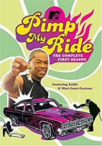 MTV's Pimp My Ride - The Complete First Season