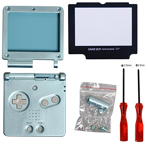 Game Boy Advance Sp Replacement Screen - 9