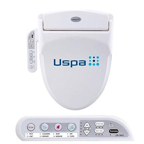 Surprising New Uspa Ub 3800 Dynamic Digital Bidet Auto Toilet Seat Inzonedesignstudio Interior Chair Design Inzonedesignstudiocom