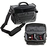 Navitech Grey Drone / Quadcopter carry Bag Case For The Cheerson CX-10 6Axis 2.4G 4CH LED Mini RC Quadcopter RTF