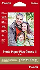 Plus Glossy II PP-201