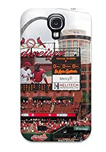 New Style st_ louis cardinals MLB Sports & Colleges best Samsung Galaxy S4 cases